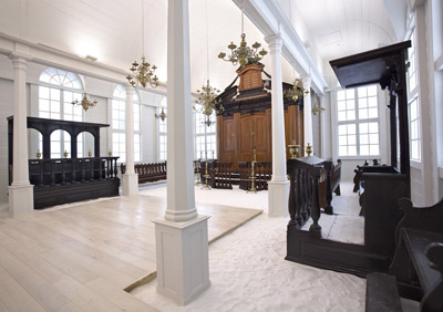 suriname synagogue